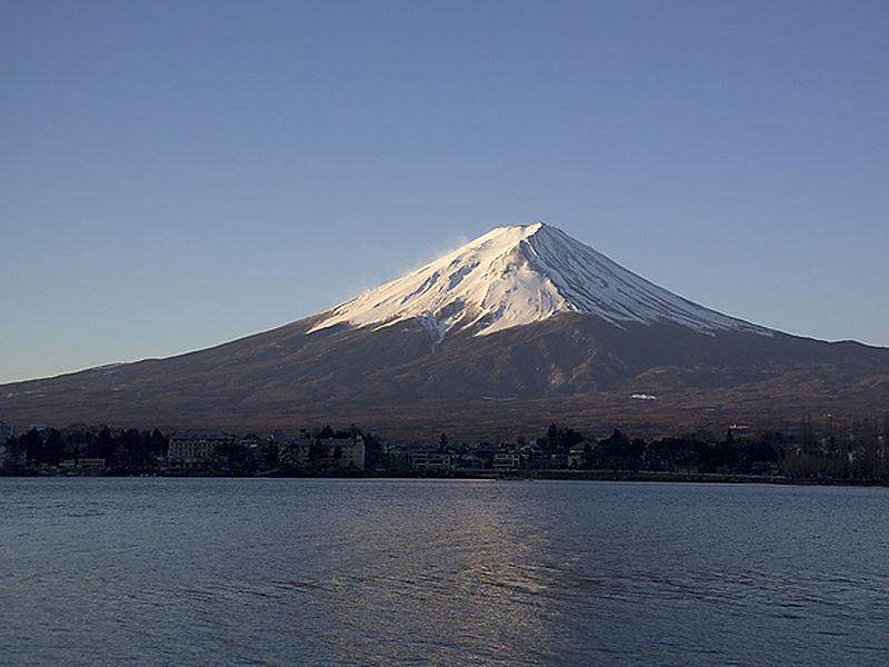 Ivi Universe - Monte Fuji 1