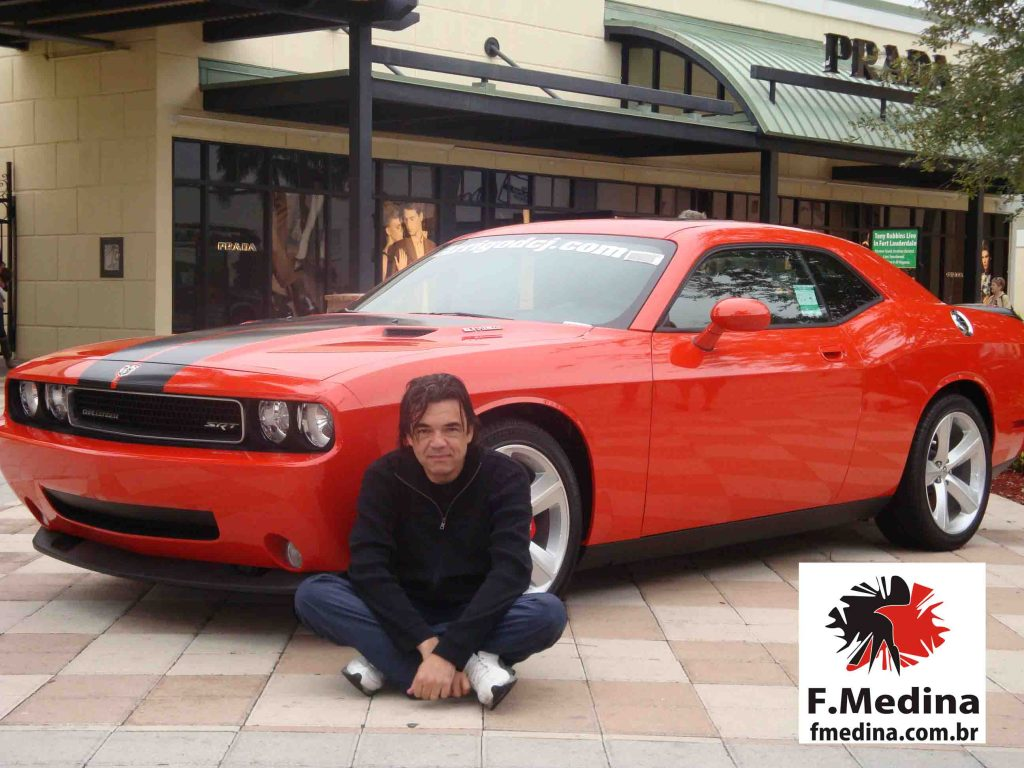 2011 - Miami - FMedina com o Dodge 1